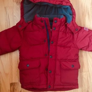 NEW! GAP Winter Cold Control Puffer Coat Jacket